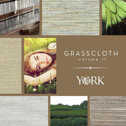 Grasscloth By York II