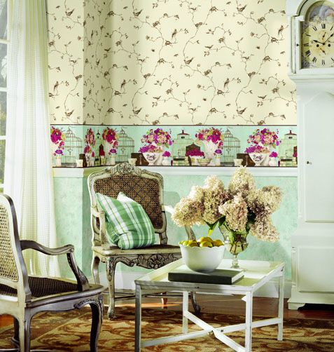 York Wallcoverings Wallpaper, Fabrics, Borders